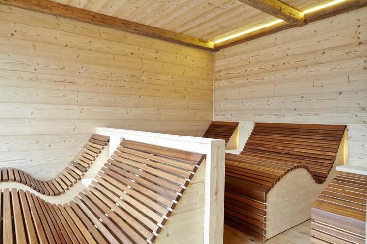Hochleger-Sauna