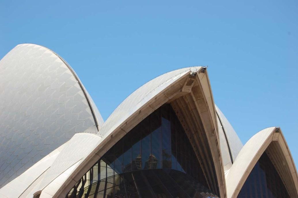Sydney-Oper-Dach