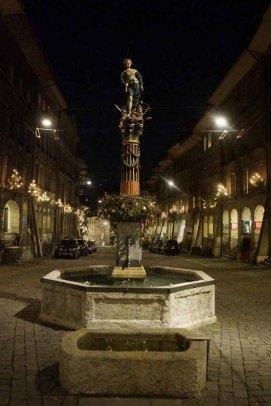 Bern Gerechtigkeitsbrunnen