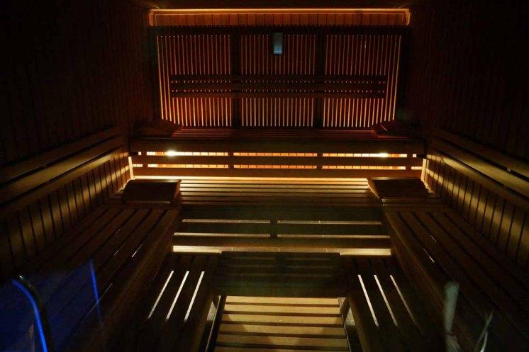 Hotel Schweizerhof Bern Sauna