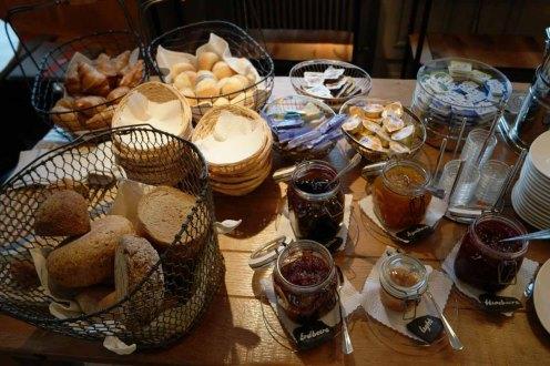 Hotel Alpenblick Frühstück