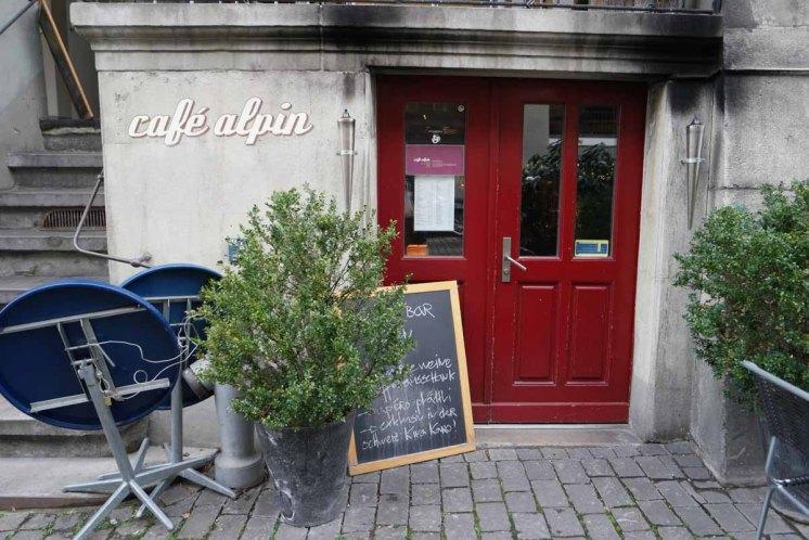 Café Alpin Bern