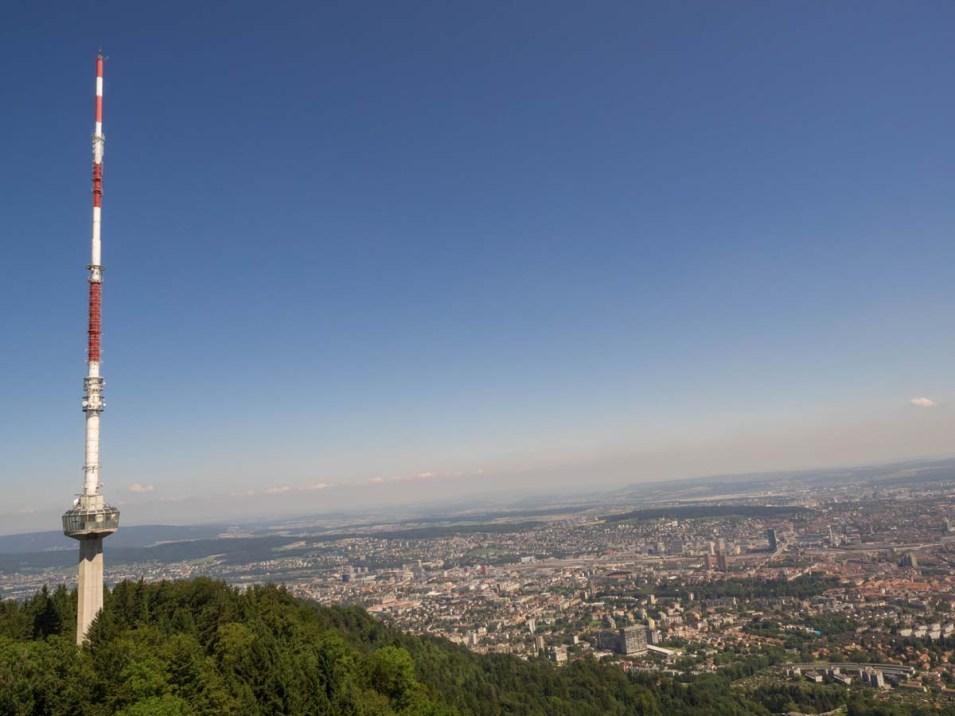 24 Stunden in Zürich