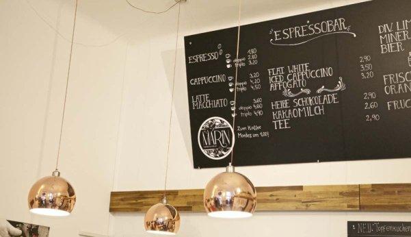 Gute Cafés in Wien: Café Marin Wien
