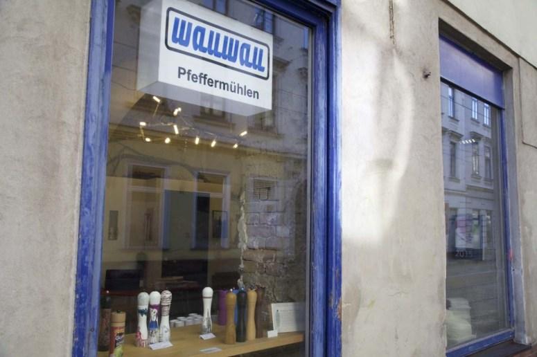Wau Wau Pfeffermühlen Wien