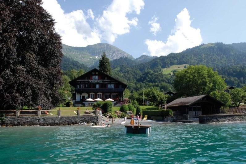 Charmante Unterkünfte Schweiz: Jugendherberge Leissigen