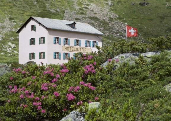 Wanderung Tipp Zermatt Trifthuette - 02