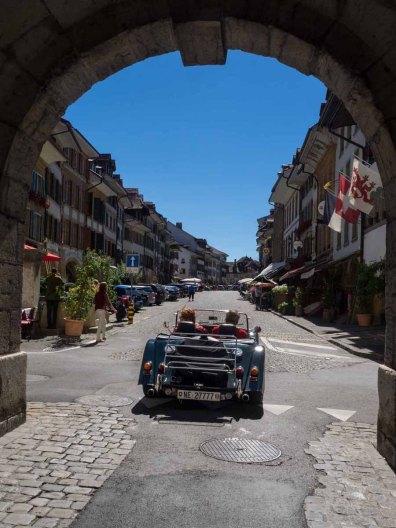 Altstadt von Murten