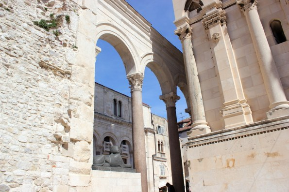 Der Diokletianspalast