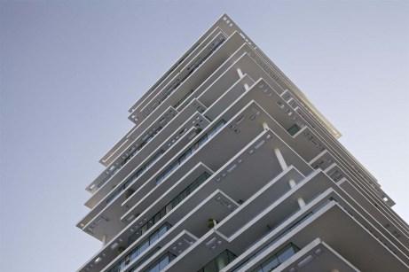 Beirut Skyline - auch Herzog & DeMeuron aus Basel haben ein Gebäude beigesteuert