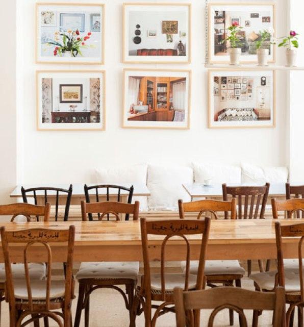 Restaurant Tawlet: Inneneinrichtung und Bilder Dekoration