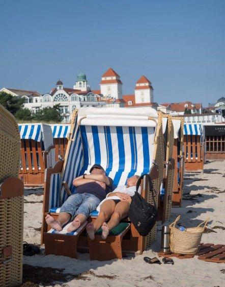 Strandkörbe Rügen