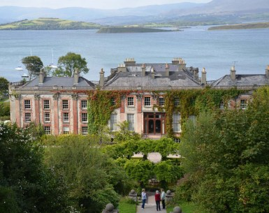 Bantry House, County Cork (Photo: Bilder von Richard Gardner, Bruckmann Verlag)