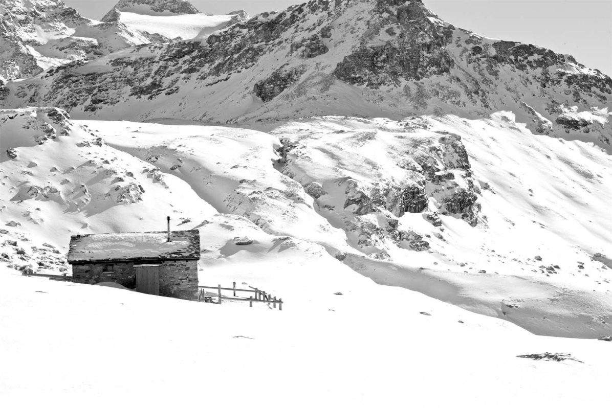 Die Munt Sura Hütte