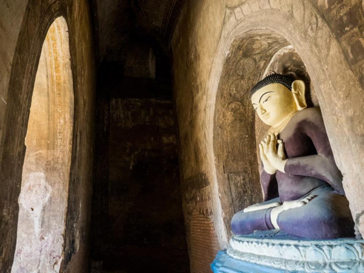 Myanmar Buddhismus