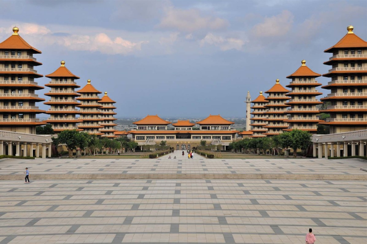 Kloster Ferien Taiwan 05