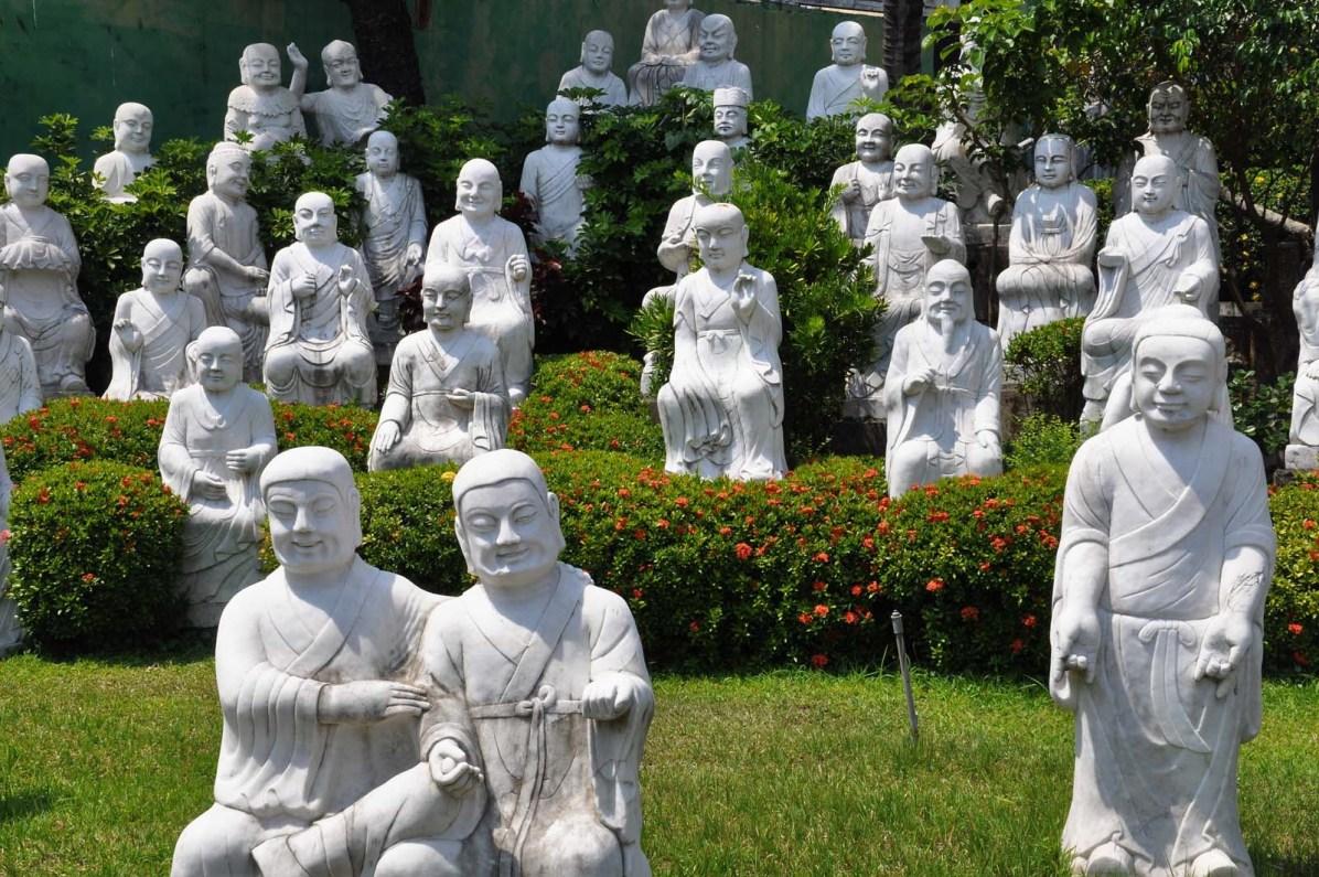 Kloster Ferien Taiwan 13