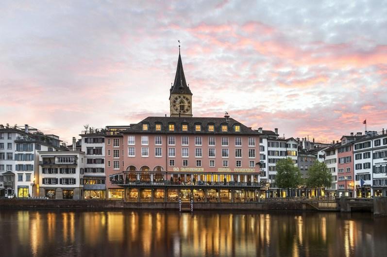 Storchen Zuerich Hotel beste Lage 03