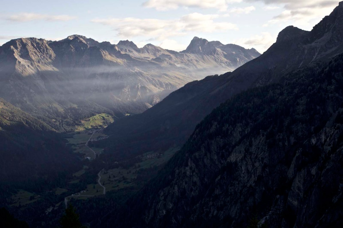 Fernwanderung Schweiz Via Bregaglia 07