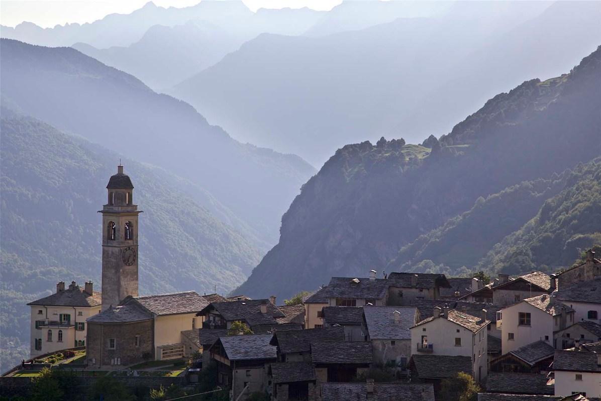 Fernwanderung Schweiz Via Bregaglia 32