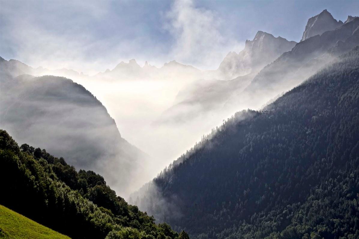 Fernwanderung Schweiz Via Bregaglia 42