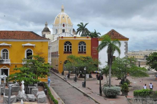 Cartagena - ein Juwel einer Stadt