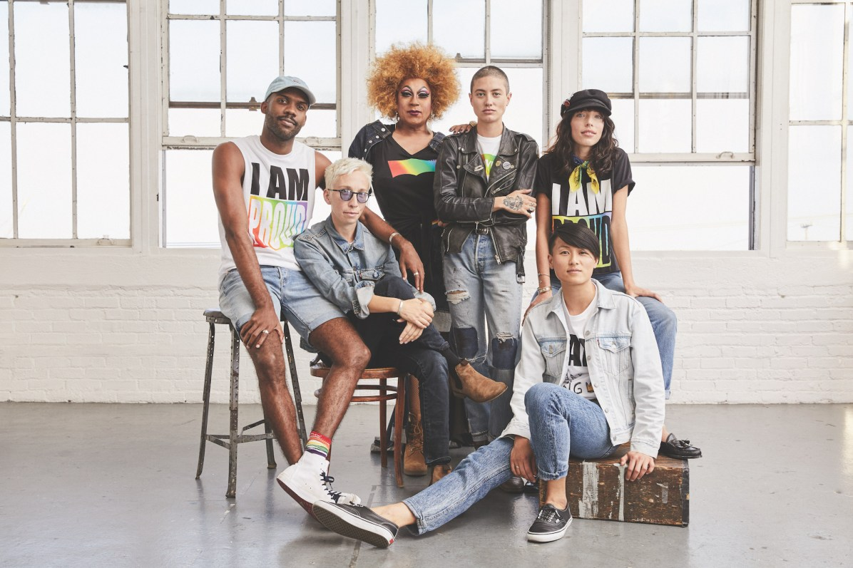 Levis_Pride_Kollektion_2018_18_H1_Pride_Group_1672_CMYK