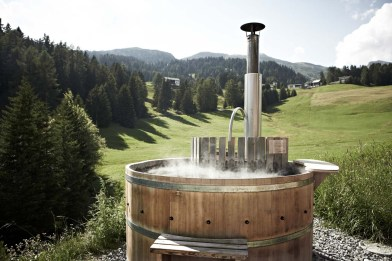Guarda Val Hotel Lenzerheide charmant Guarda_Sana_HotPot