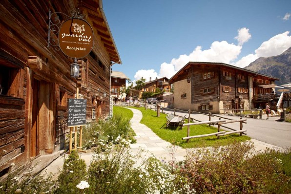 Guarda Val Hotel Lenzerheide charmant Guarda_Val