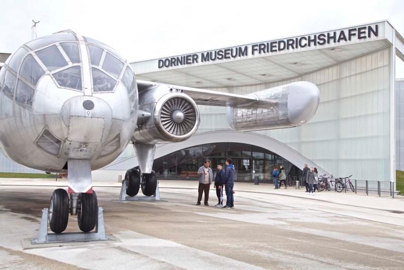 Das Dornier Museum ...