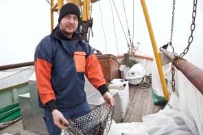 Die Nordsee Krabbenfischerei 02