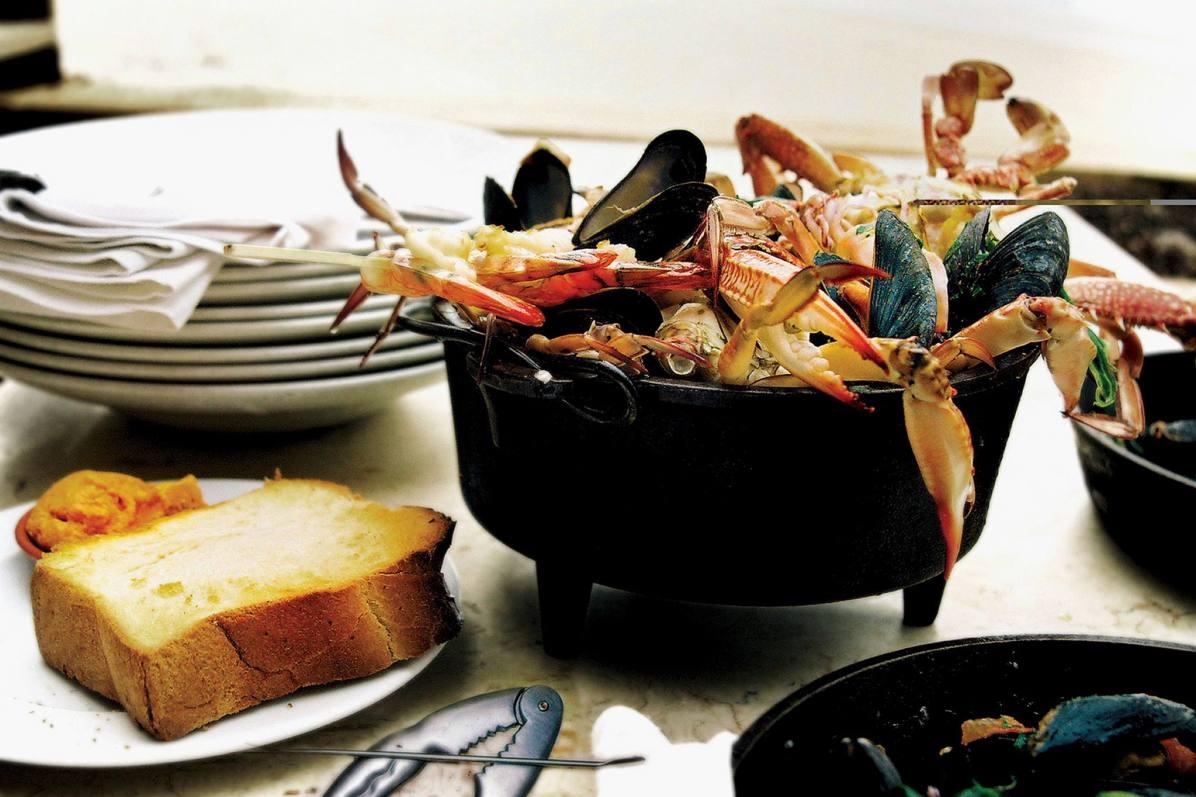Tel Aviv Seafood Restaurant Manta Ray