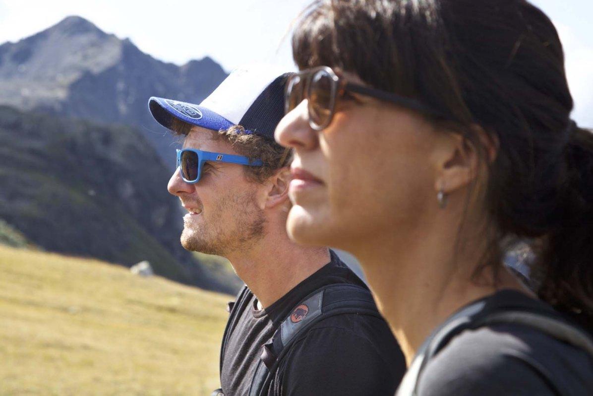 Andy Steingruber und Madlen Brueckner