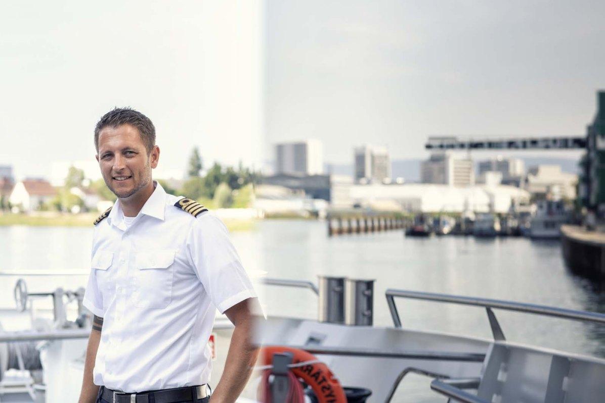 Kapitän Marcel Michel