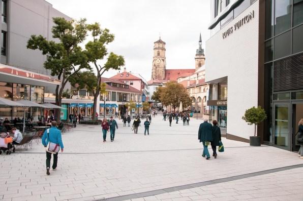 Stuttgart Stadtrundgang 7
