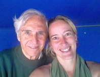 André Brugiroux et Anick-Marie Bouchard (Globestoppeuse)