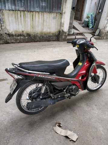 Renting a motorbike in Hanoi