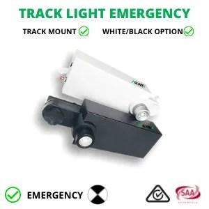 Emergency Track Light