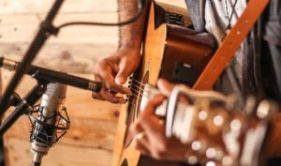 Easiest Playing Acoustic Guitar