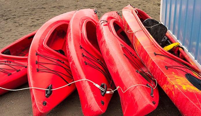 how to lock a kayak keep your kayak