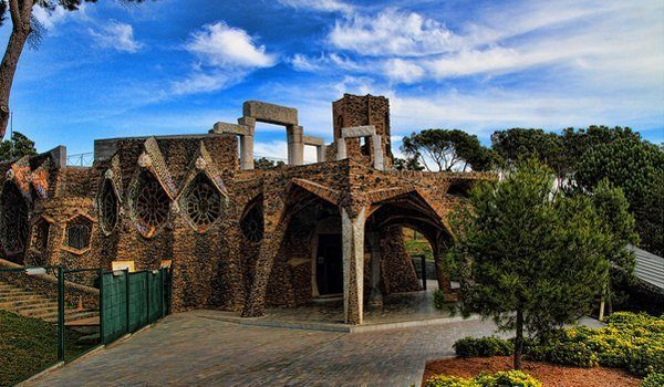 Gaudi Colonia Guell
