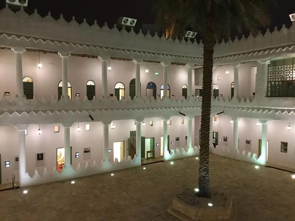 Murabba Palace in Riyadh, Saudi Arabia