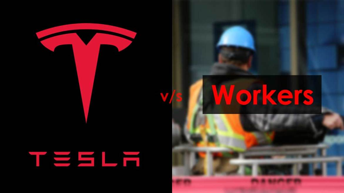Tesla-faces-complaints-over-worker-rights-glocar