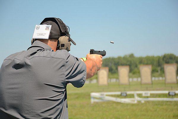 glock sport shooting