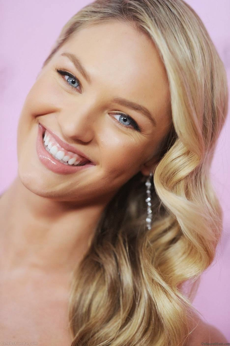 Candice Swanepoel Smiling Portraits 25jpg