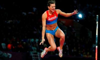 russia yelena isinbayeva
