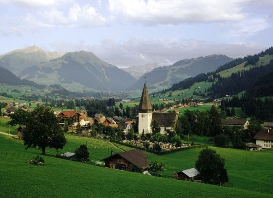 switzerland Hills