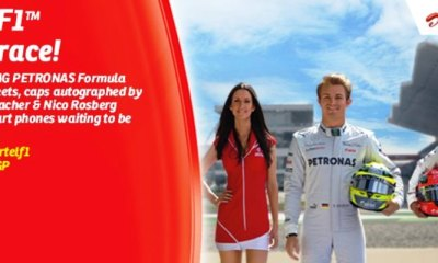 2012 Formula 1 Airtel Indian Grand Prix!