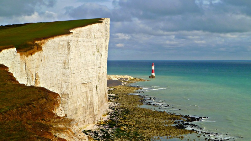 Beachy Head, United Kingdom - the most beautiful places in the world