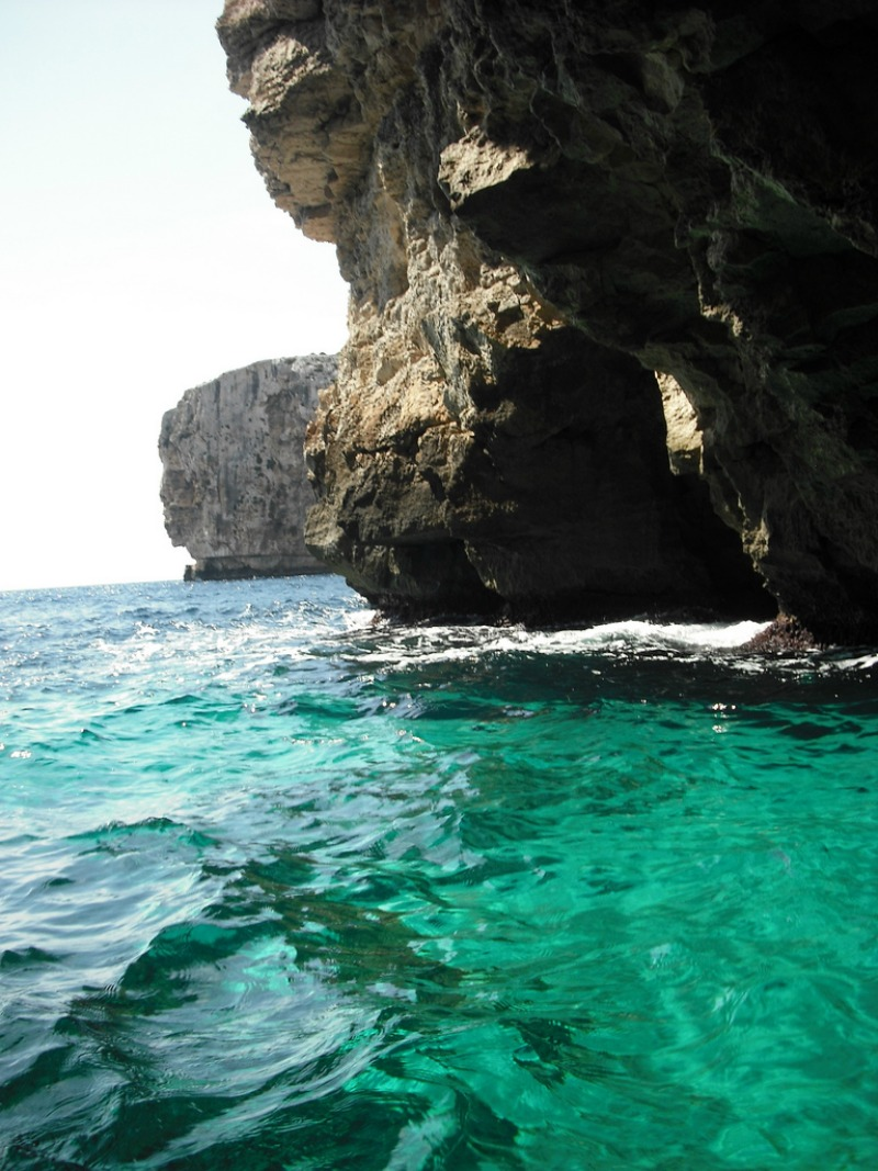 Blue Grotto Malta - the most beautiful places in the world